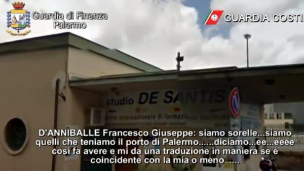 Regali per superare esami nautici a Palermo, 5 ai domiciliari e 12 indagati