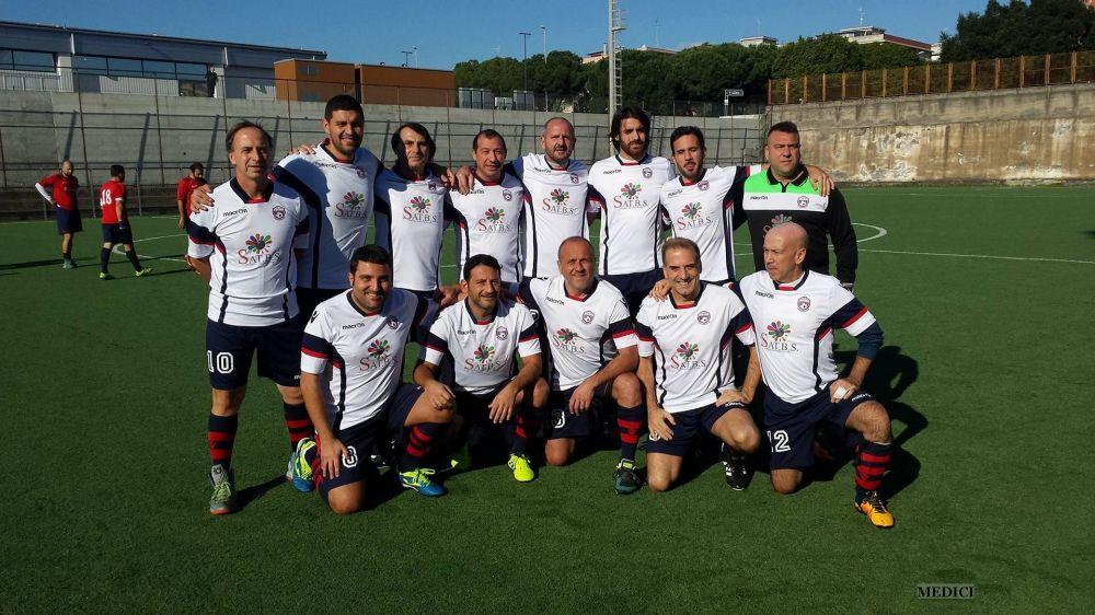 Torneo di calcio dei medici a Capo d'Orlanto: 9 città italiane rappresentate