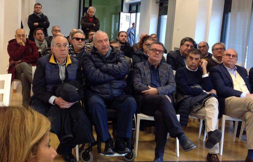 Medici in prima fila a Forza Italia per la campagna elettorale a Siracusa