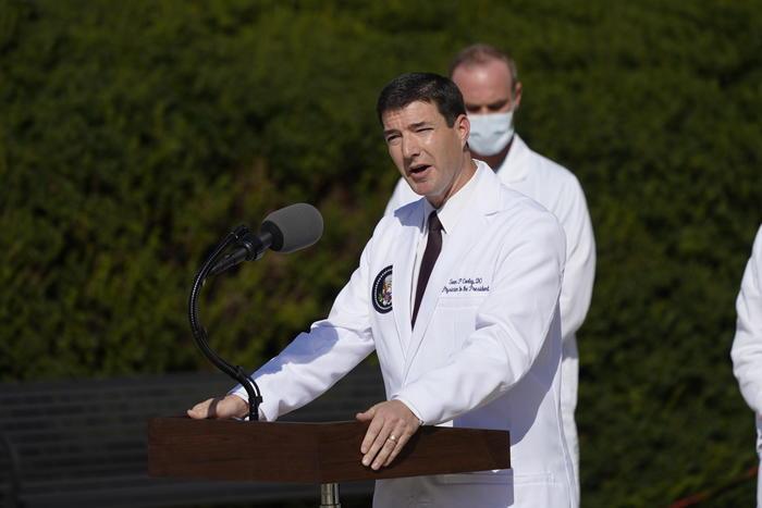 Usa, il medico di Trump: il presidente non è più contagioso