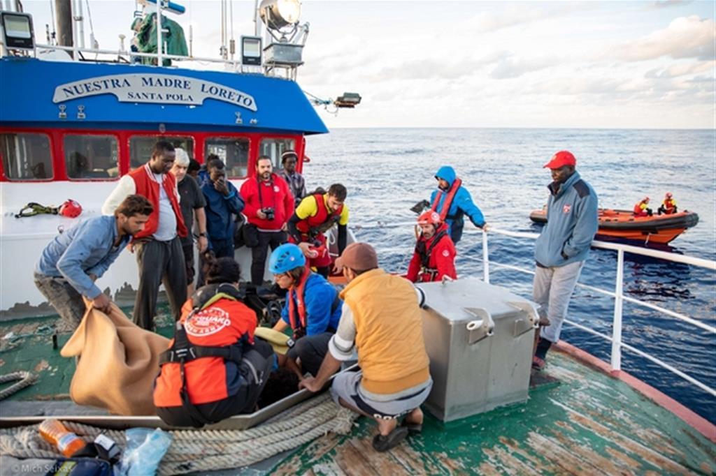 Migranti, i Pm di Agrigento chiedono archiviazione per la Mare Jonio
