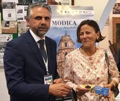 Il cioccolato di Modica al G7: Melania  apprezza e fa il bis