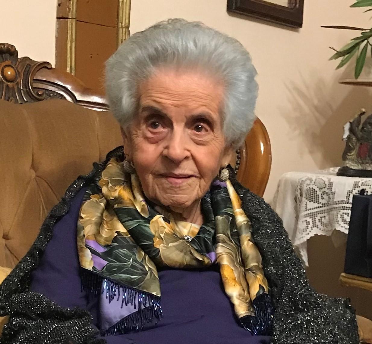 Scicli, nonna Melina Drago ha festeggiato in grande le sue 105 primavere