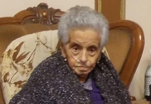Morta la nonnina di Scicli, aveva compiuto 106 anni