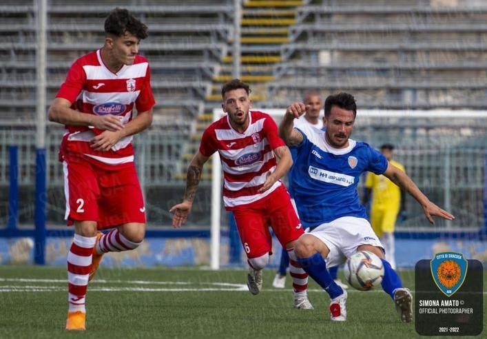 Calcio, Coppa Italia di Eccellenza: il Siracusa cala il tris al Real Belvedere e si qualifica ai quarti