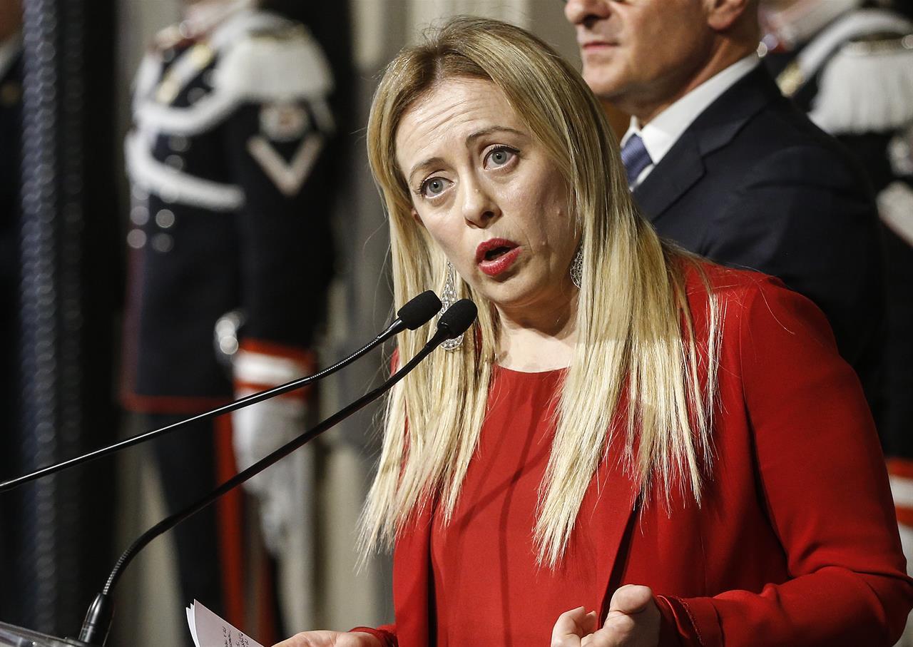 """Giorgia Meloni (Fdi) domani a Catania: """"Nuove importanti adesioni"""""""