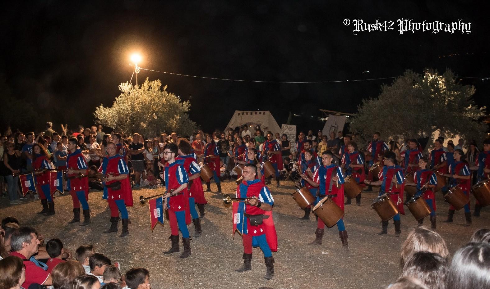 Giarratana, sabato 20 torna l'appuntamento con il  Medieval Music Fest
