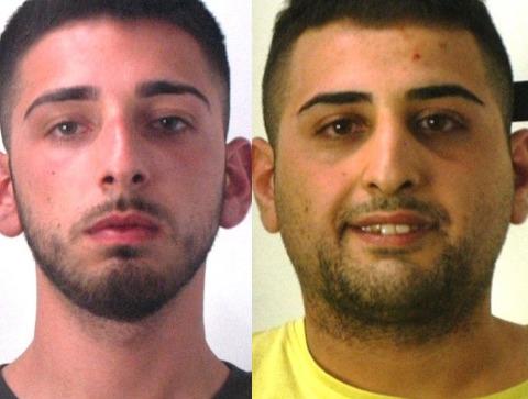 Trovati con cocaina e marijuana a Lentini, due giovani in manette