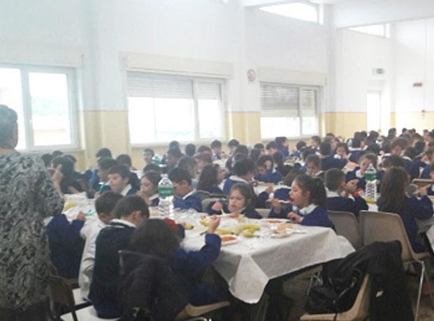 Avviata la refezione scolastica in tutte le scuole di Rosolini