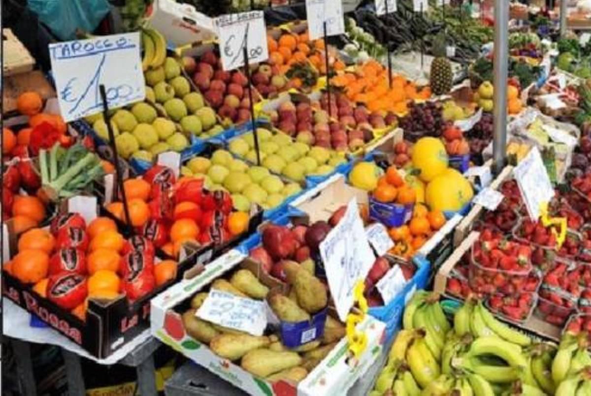 Vittoria, riprendono dal 9 maggio i mercatini ma solo per i generi alimentari
