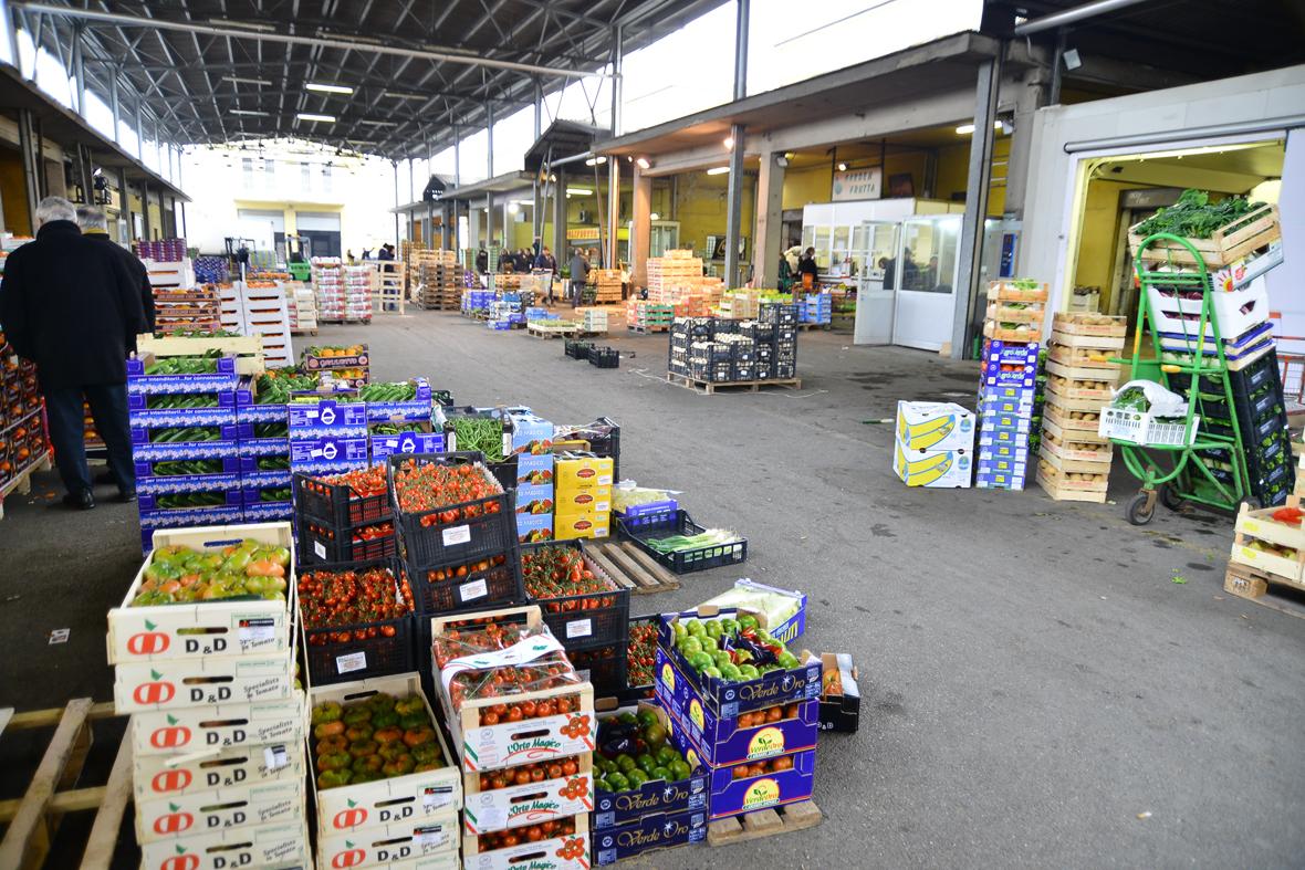 Vittoria, un milione e 300mila euro per migliorare il mercato ortofrutticolo
