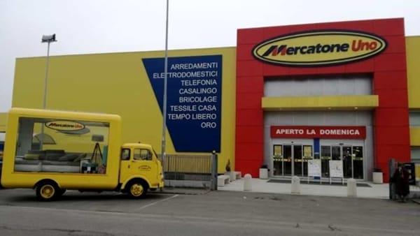 Mercatone Uno, Pm di Milano indagano per ipotesi di bancarotta fraudolenta