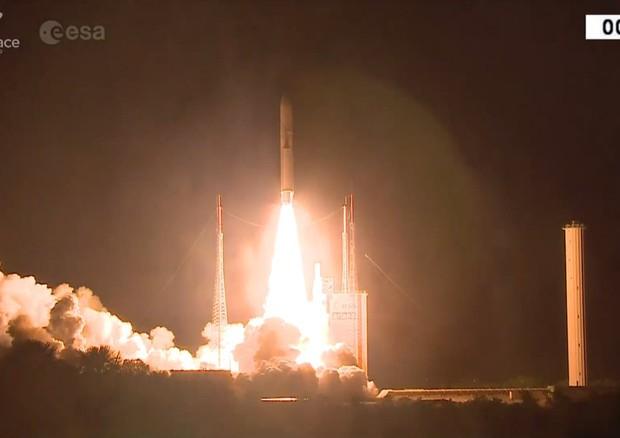 Spazio, lanciata la prima missione europea verso Mercurio