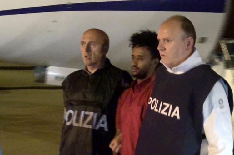 """Migranti, pm di Palermo: """"No scarcerazione del 'generale'"""""""
