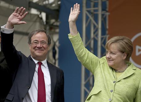 Exit poll Nord-Reno Westfalia, Cdu Merkel in netto vantaggio