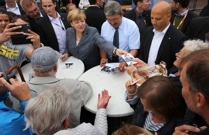 Regionali in Germania, sorpasso della Destra populista