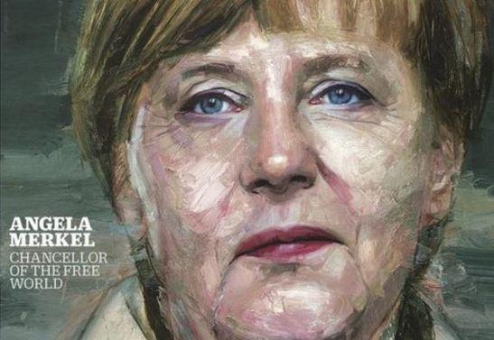 Angela Merkel persona dell'anno secondo il Time