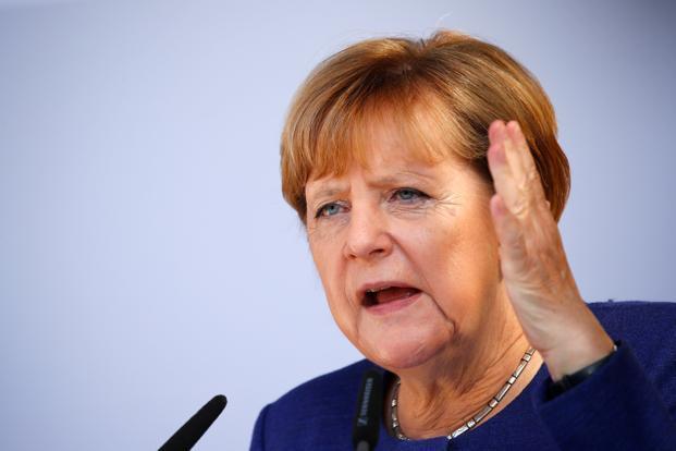 Siria, appello della Merkel: