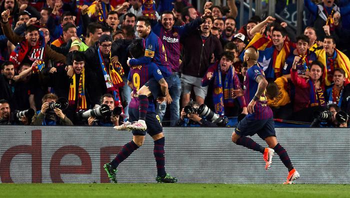 Champions, Messi illumina il Barcellona che cala il tris al Liverpool e vede la finale