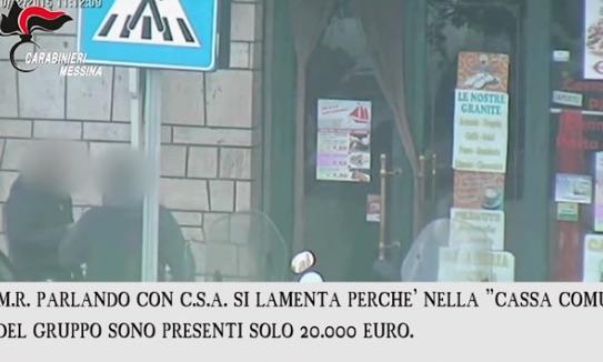 Messina, sgominato il braccio operativo del clan Spartà: 8 arresti