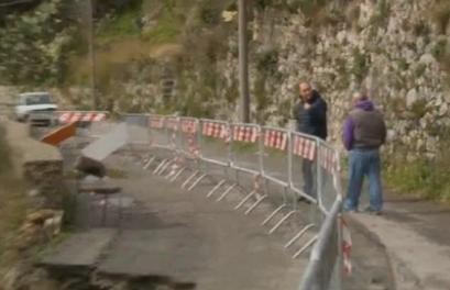 Maltempo, frane nel Messinese: evacuate alcune famiglie a Patti