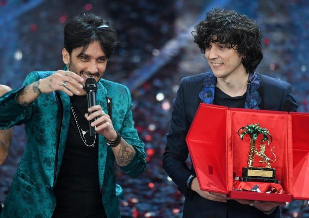 Meta e Moro vincono il  Festival di Sanremo