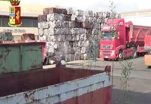 Catania, sequestro da 5 milioni di euro a un'azienda che riciclava rame