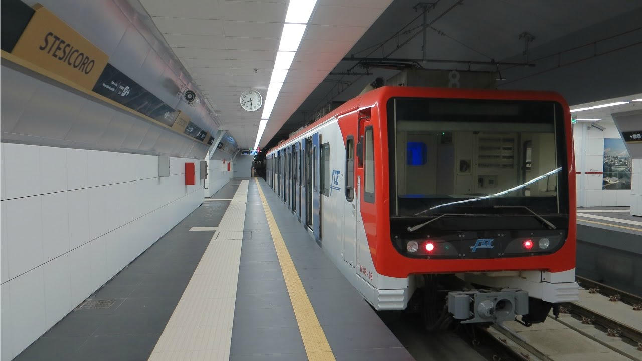 Trasporti, da lunedì più Metro a Catania: al mattino ogni 10 minuti