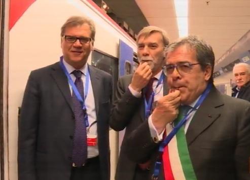 Metropolitana a Catania, inaugurata la tratta Nesima - Giovanni XIII: domani aperta ai passeggeri