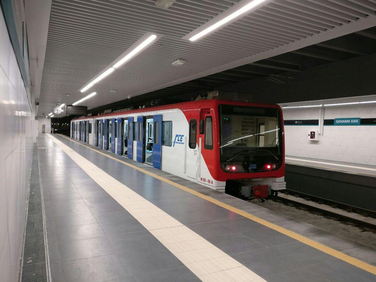 Catania, Metro Nesima-Giovanni XXIII: giovedì l'inaugurazione