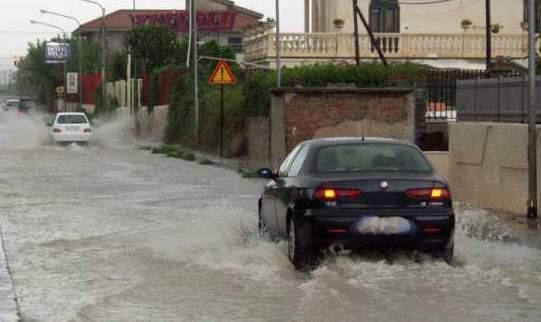Smaltimento acque piovane a Siracusa, lavori per 800 mila euro