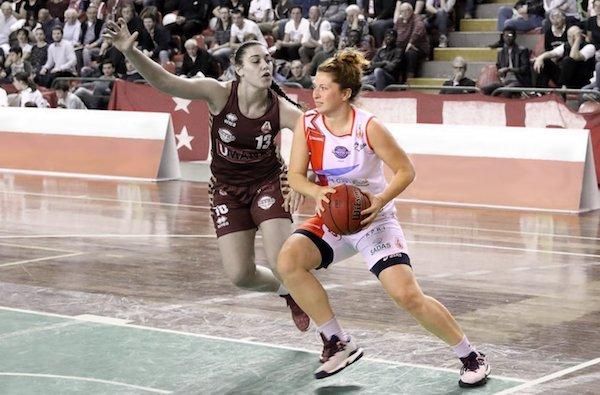 Basket, alla Passalacqua Ragusa arriva Maria Miccoli: completata la rosa