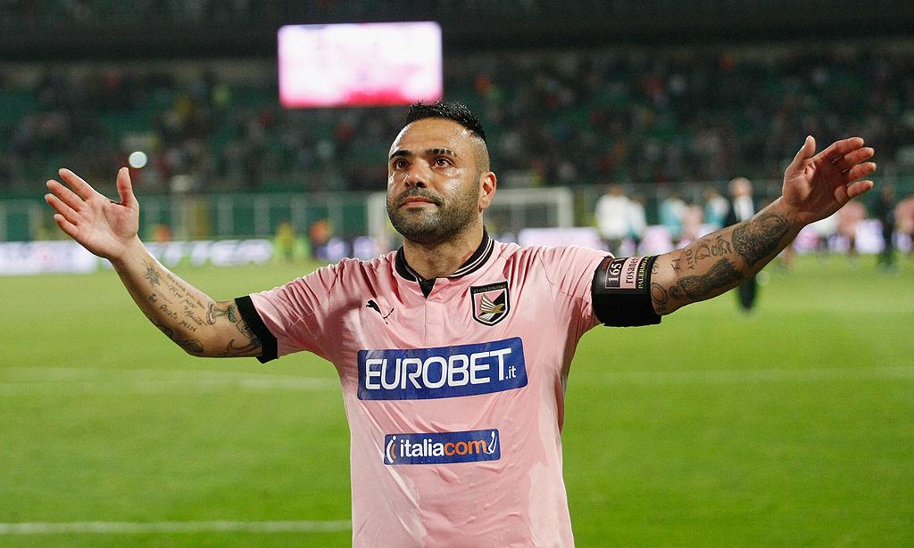 Estorsione, confermata in Appello la condanna all'ex capitano del Palermo Calcio