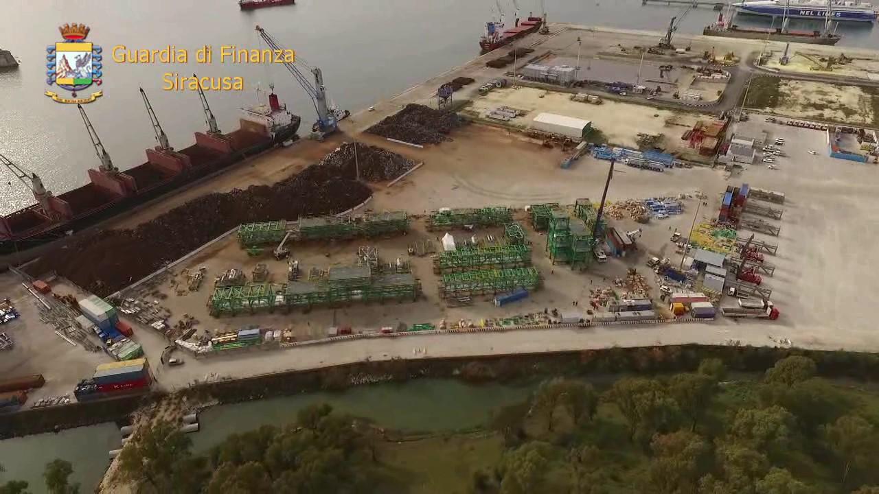 Appalti al porto di Augusta, Tdl annulla arresto ingegnere Miceli