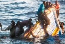 Naufragio di migranti a largo dell'Egitto,  i morti salgono a 42