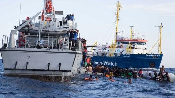 Migranti, ventuno dispersi nel Mediterraneo