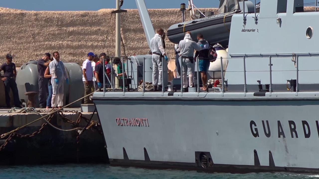 Nuovi arrivi a Lampedusa, altri 86 migranti partiti dalla Libia