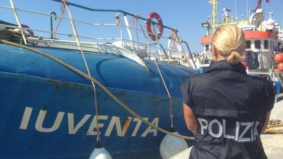 Migranti: a Lampedusa un docufilm sulla nave 'Iuventa'