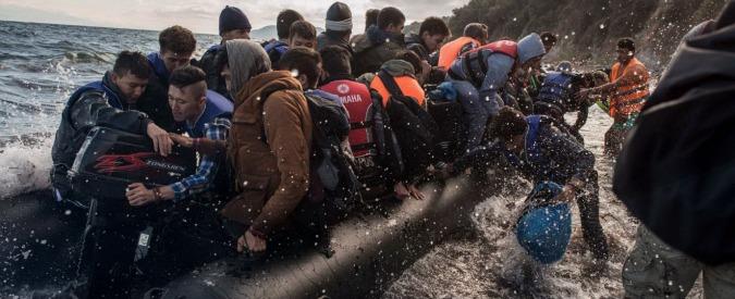 Migranti: i 57 sbarcati a Pantelleria trasferiti a Trapani