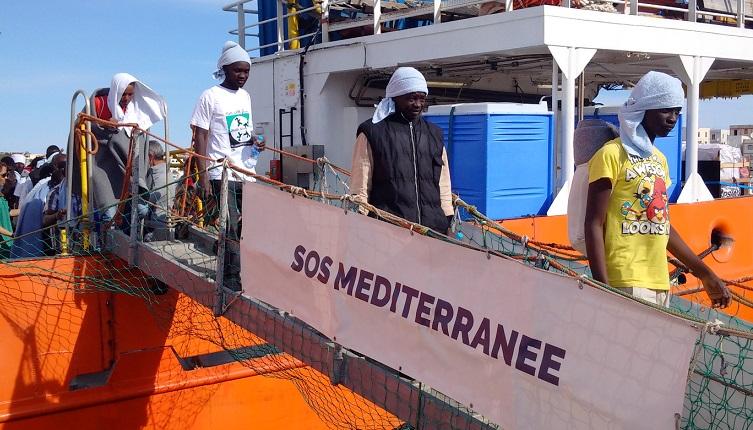 Soccorsi 432 migranti, arriveranno al porto di Catania