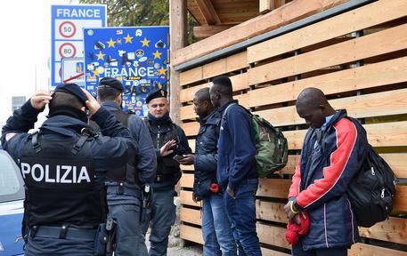Ritrovati i quattro migranti dispersi in Val di Susa