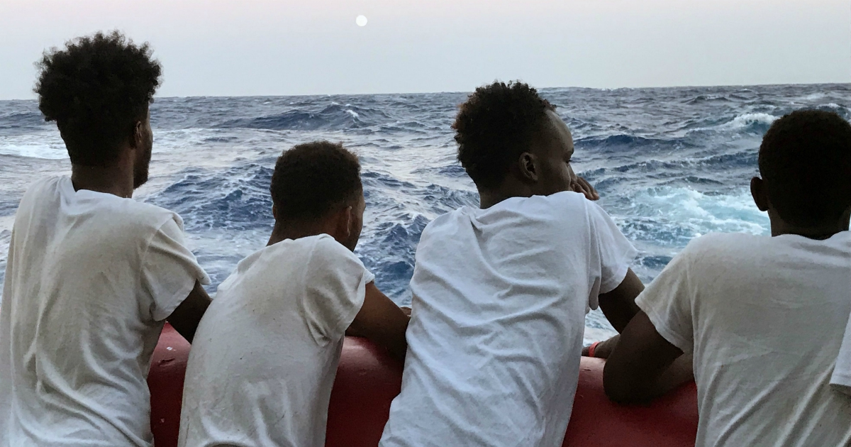Sbarcati ad Augusta 102 migranti: ventuno sono positivi al coronavirus