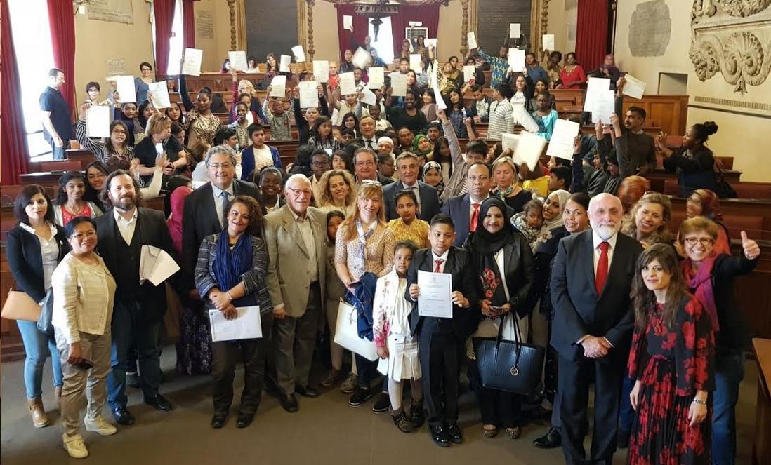 Migranti: a 82 bambini stranieri la cittadinanza onoraria a Palermo