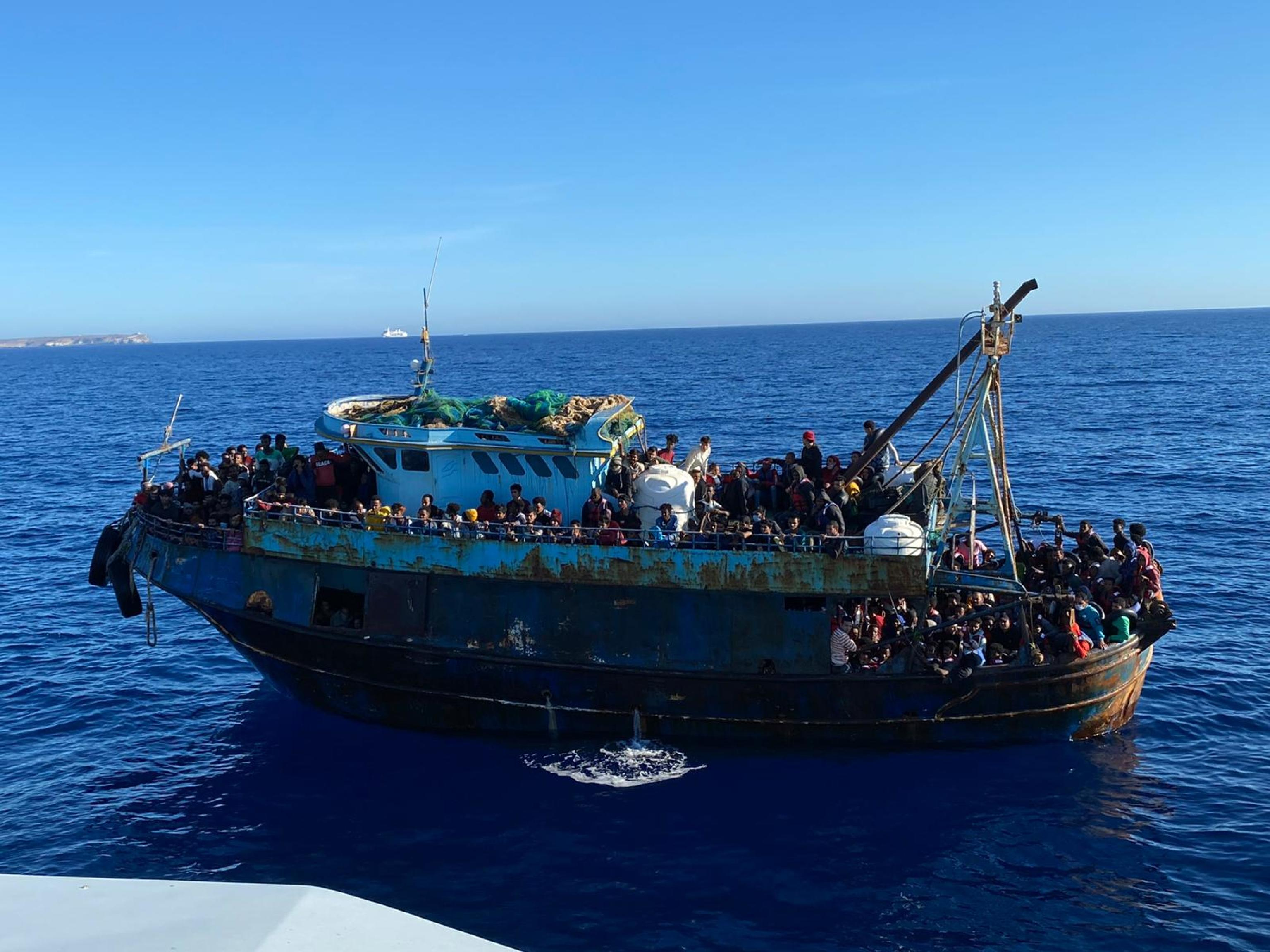 """""""Stop agli sbarchi"""": appello di Lega Sicilia alle Istituzioni Europee e Nazionali"""