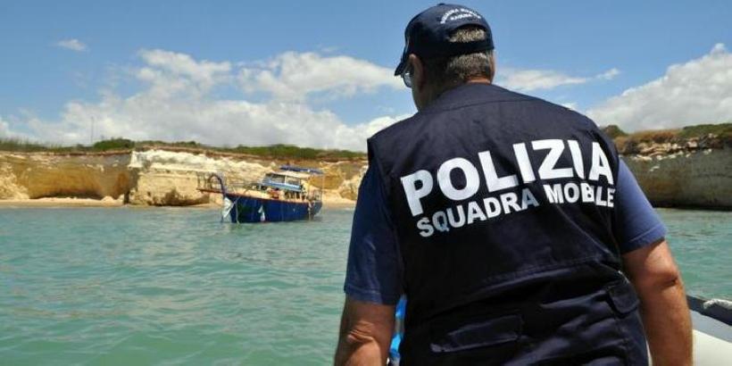 Migranti, sbarco a Vendicari: arrestati due presunti scafisti