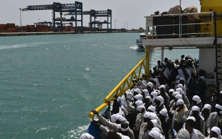 Migranti torturati in Libia, fermato un somalo a Lampedusa