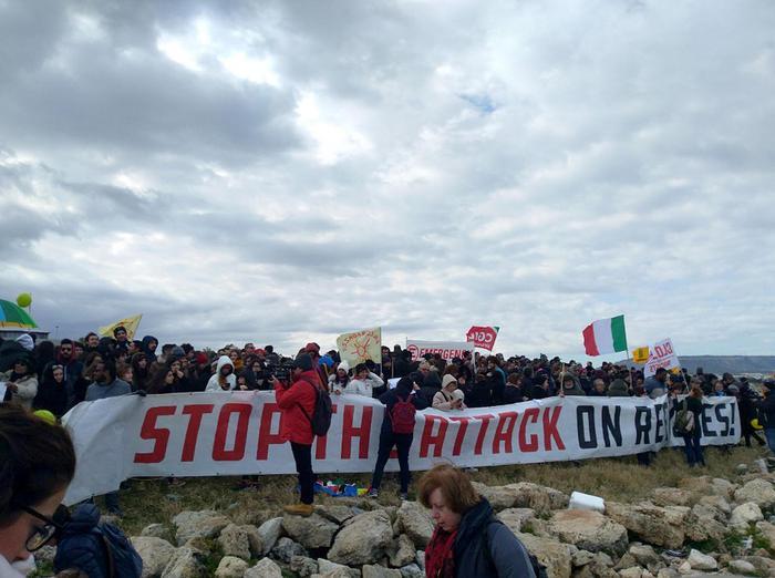 """La Diocesi di Catania: """"Pronti ad accogliere i migranti della Sea Watch"""""""