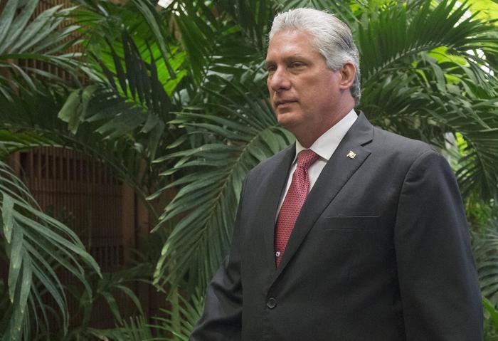 Cuba, Miguel Diaz -Canel  eletto presidente dell'Assemblea nazionale