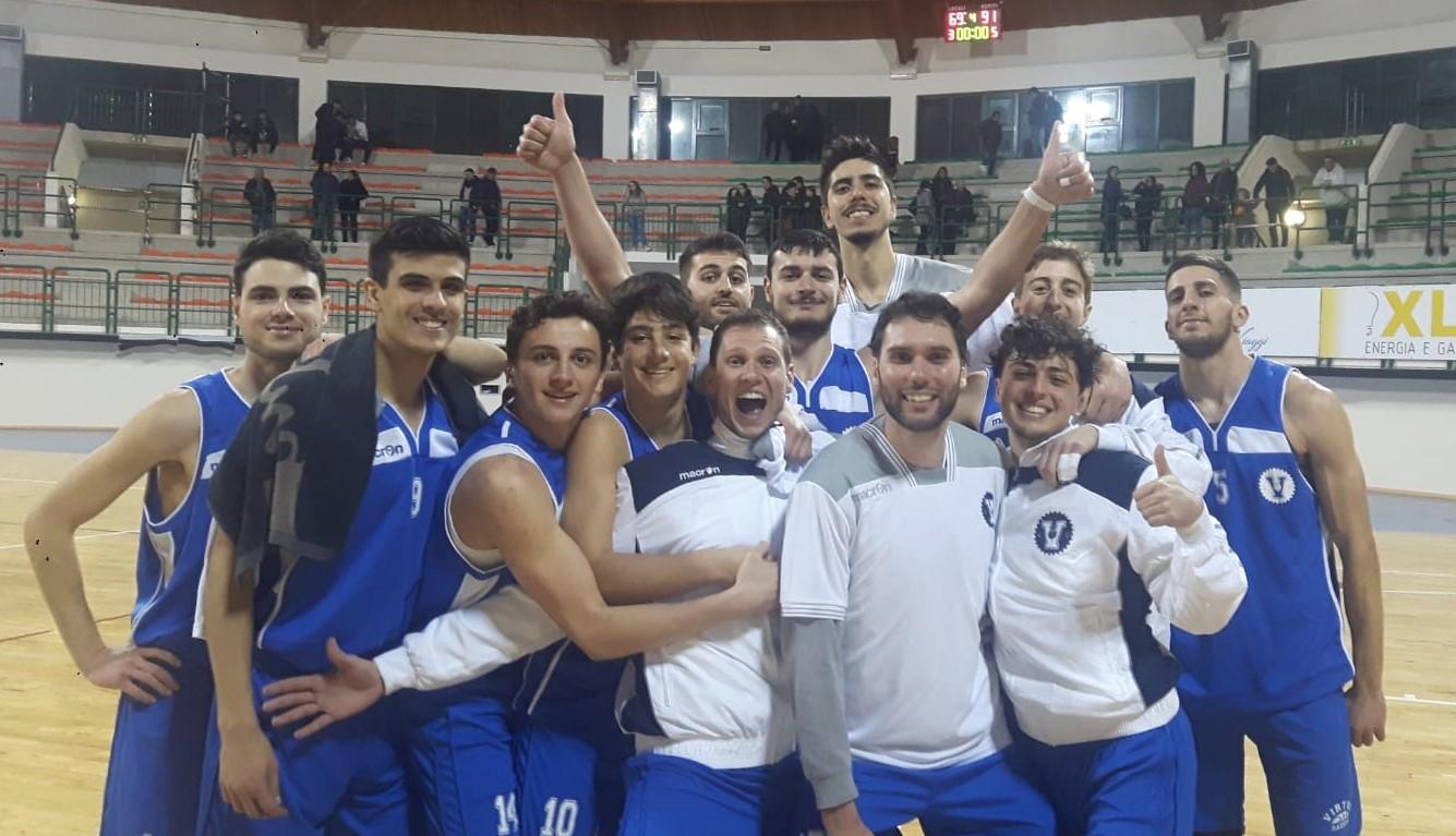 Basket, serie C Silver: la Virtus Ragusa ritrova la grinta giusta e vince a Milazzo