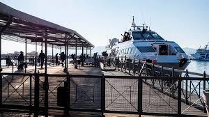 Non partono navi e aliscafi per le Eolie: scoppia la protesta a Milazzo